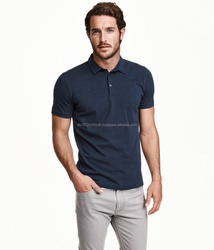 Hot Selling Latest Design Men's Colorful Bulk Polo t shirt/ Short Sleeve Plain Men's Polo t shirts