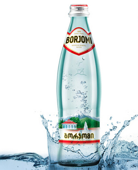 Image result for borjomi water
