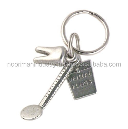 Dental Key Ring Paypal Accepted/ dental instruments key chains