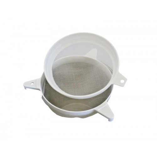 Beekeeping Tool Double Nylon Strainer