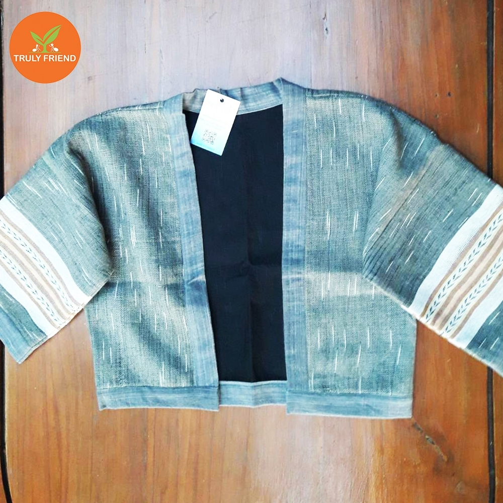 female clothing handcraft from Thailand and ecofriendly