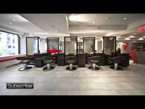 Design Modern Salon Interior Design.