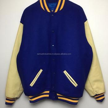 varsity jacket manufacturer bomber jacket manufacturer