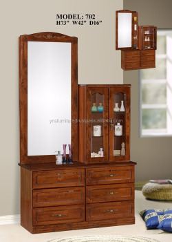 Cheap Design Of Dressing Table With Almirah Malaysia 702