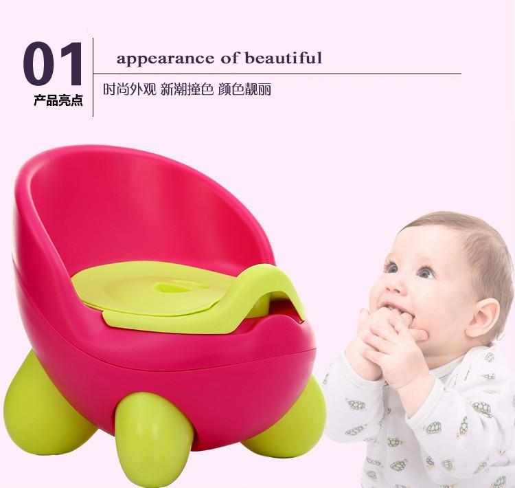 Baby Toilet Training Seat Children Potty Chair Kids QQ