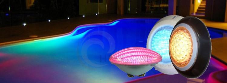 Wholesale LED Underwater Light 3W 6W 9W 12W 18W 12v par56 led ...