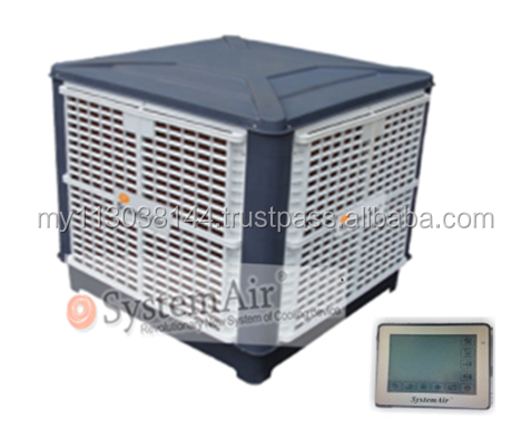 Warehouse Air Cooler 18 Series Down Discharge(Single Phase)