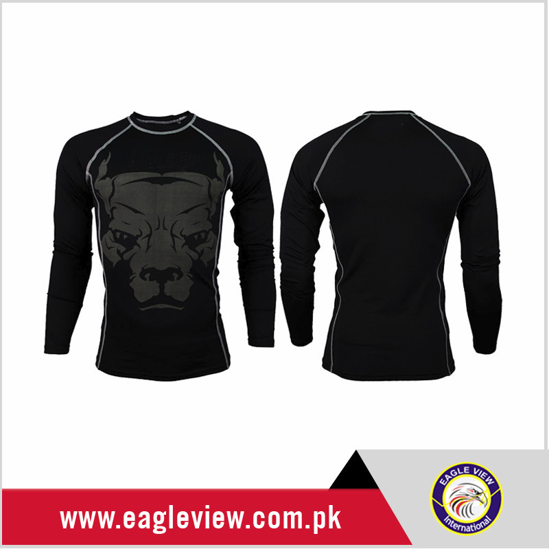 Customized Color Rash Guard