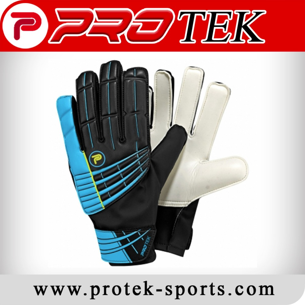 Sylish Colorful Soccer Goalkeeper Gloves Manufacturer