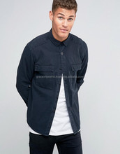 <span class=keywords><strong>Denim</strong></span> Overshirt Con <span class=keywords><strong>Lavaggio</strong></span> <span class=keywords><strong>Acido</strong></span> In Nero
