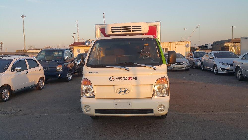 Hyundai Porter Ii Freezer Buy Hyundai Freezer Truck Refrigerator Truck Freezer Truck Product On Alibaba Com