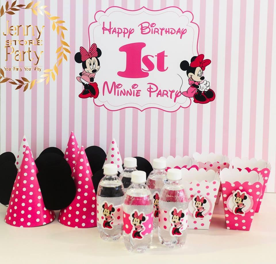 Groothandel Feestartikelen Kids Thema 1st Verjaardag