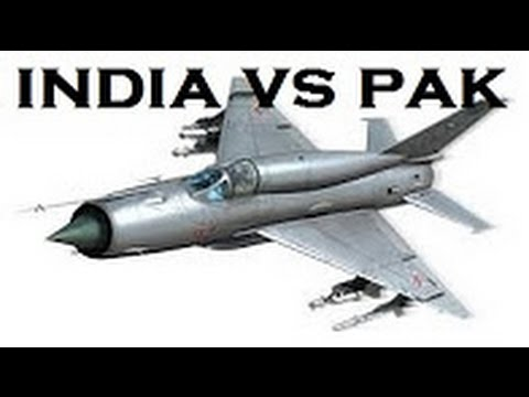 Indian Air Force MIG 21 BISON Vs Pakistan Air Force JF 17