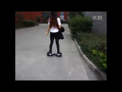 Rooder self balance 2 wheel electric stand up scooter , 15km   20km range per charge , China oem man