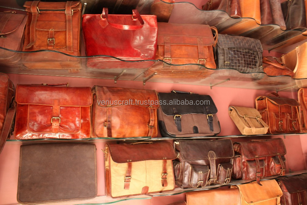 Pure Leather Laptop And Office Use Messenger Bag Vintage Hand Made Leather Satchel Bag - Buy Handmade Leather Vintage Bag,Mens Vintage Leather Bags,Genuine Leather Laptop Bag Product on Alibaba.com - 웹