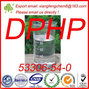 DPHP plasticizer 53306-54-0 Bis(2-propylheptyl) phthalate