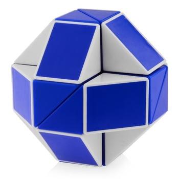 7d12f620b844c Shengshou Magic Snake Ruler Puzzle 24-pieces Blue - Buy Ruler Puzzle,Snake  Cube,Snake Puzzle Product on Alibaba.com