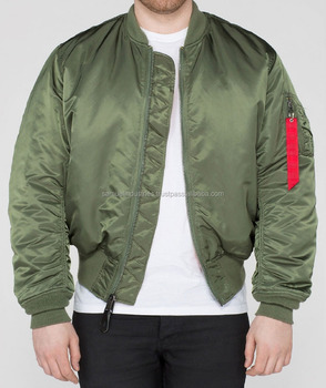 780357538 Olive Green Men Nylon Bomber Jacket\green Satin Baseball Varsity  Jacket\outerwear Shinny Green Color Bomber Jackets - Buy Good Quality Thick  Fabric ...