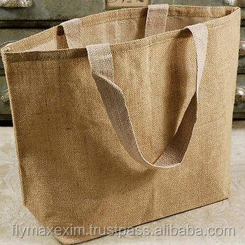 Hessian Burlap Jute Tote Bags