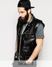 Fashion Leather Vest