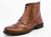 Men's Lace up Ankle Boots