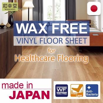 No Wax Commercial Vinyl Floor