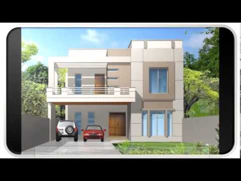 Get Quotations · Front Elevation Designs For Houses