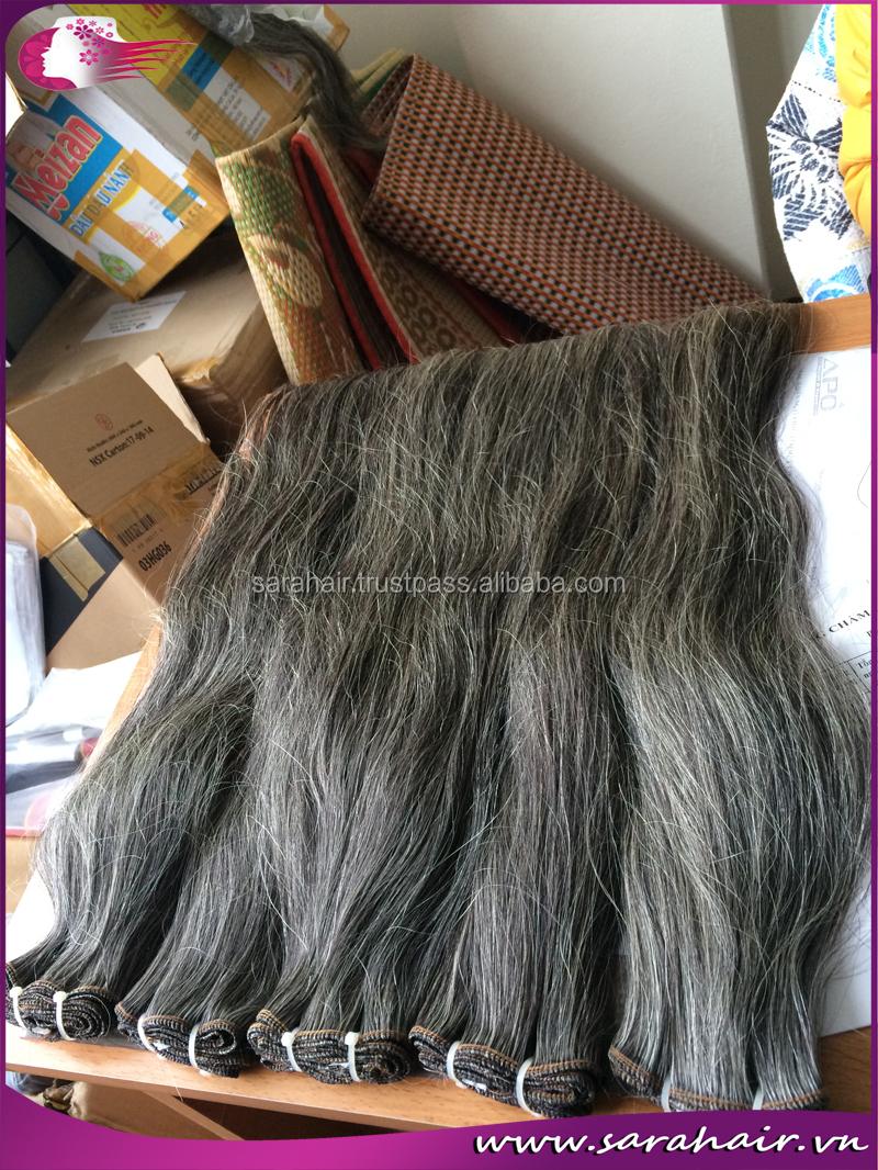 Vietnamese hair light grey silver color human hair extension buy vietnamese hair light grey silver color human hair extension pmusecretfo Choice Image