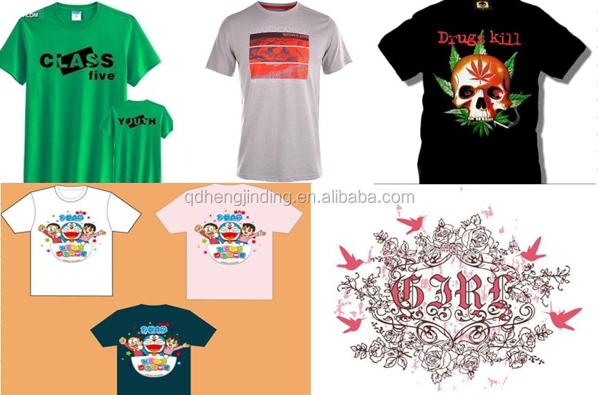 Bán hot chất lượng cao t shirt in ấn giá máy tại ấn độ