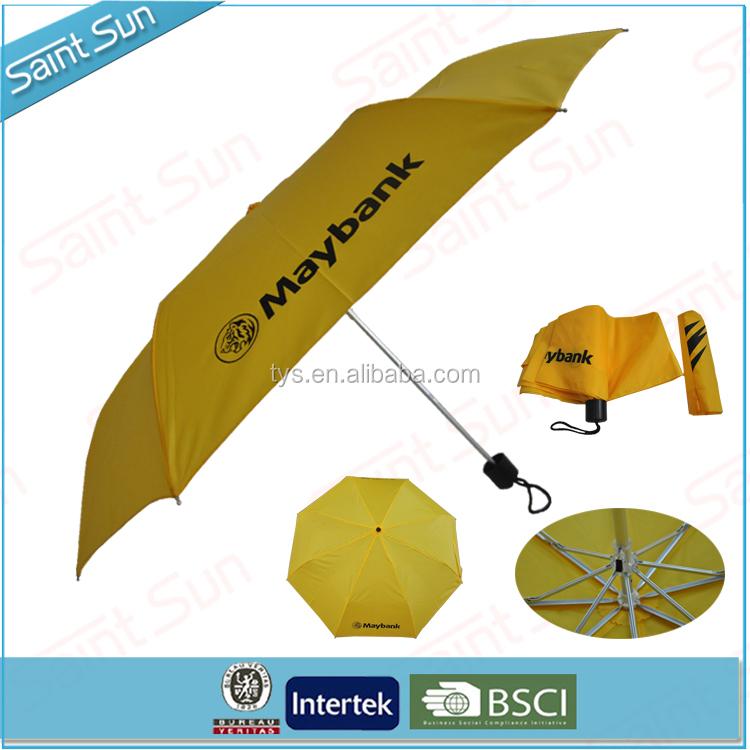 All kinds Cheap Promotional Small Folding Customized Foldable Umbrella