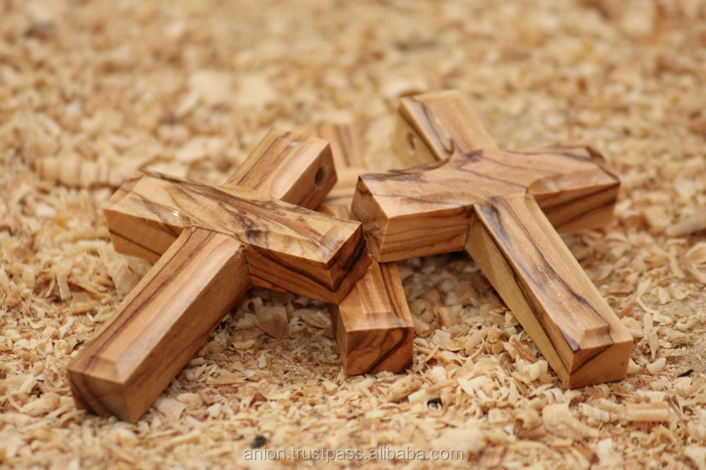 Olive Wood Small Carved Cross Buy Olive Wood Orthodox