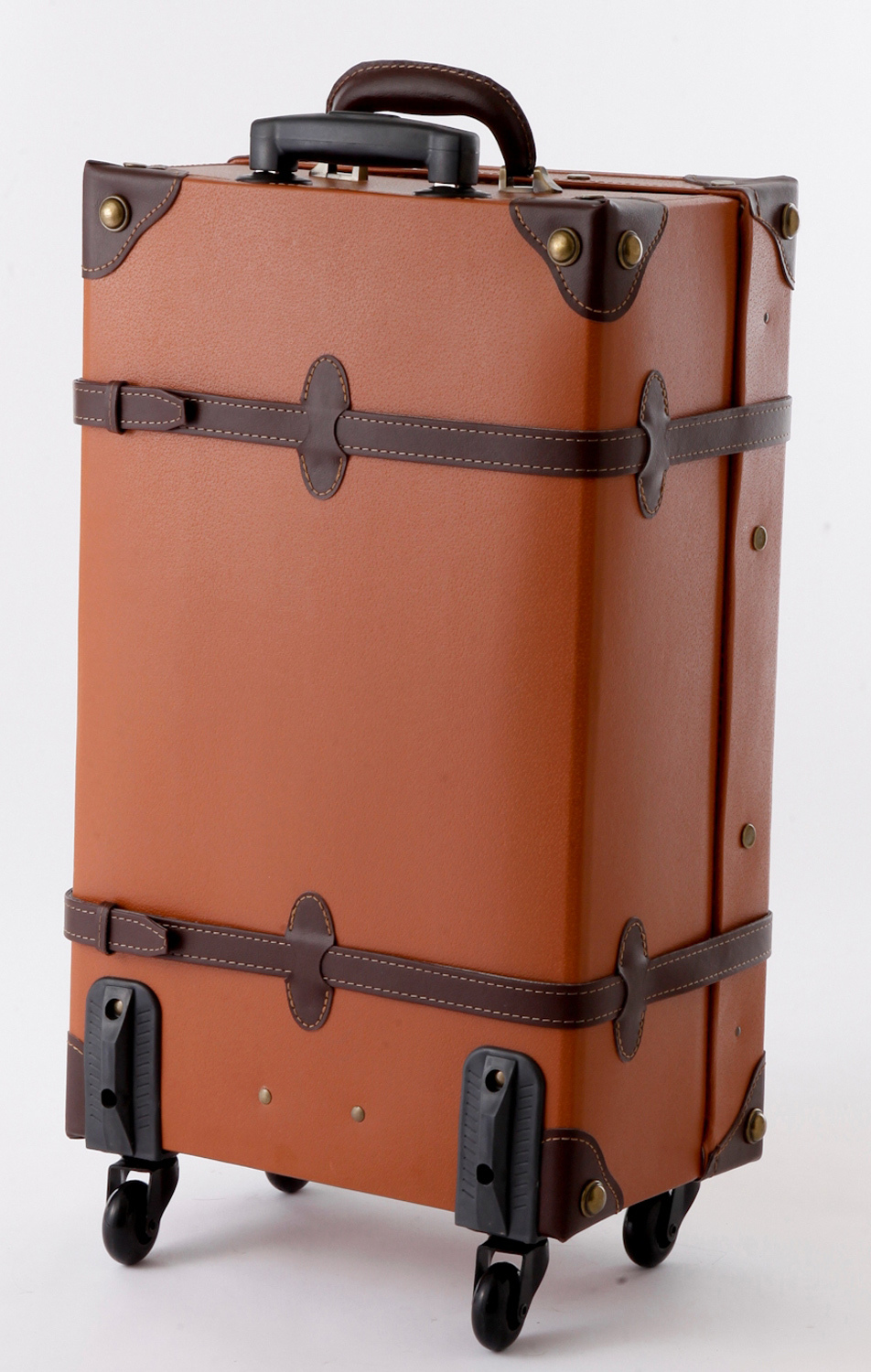 Vintage Suitcase Classic Trolley Luggage Bag Trunk Carry Japan ...