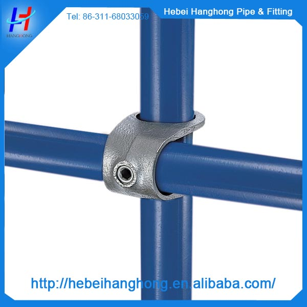Galvanized Pipe Clamp Fittings Key Clamps Handrail