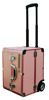 Pink Carrier Beauty Case with Blink Lash Stylist & Care / aluminium pink professional beauty case / cosmetic case