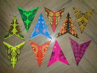 PRINTED PAPER STAR LANTERNS WHOLESALE mix prints