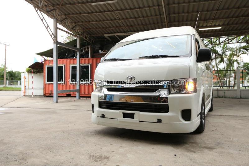 Brand New 2014 Toyota Hiace Vip  Lhd  25diesel  Automatic