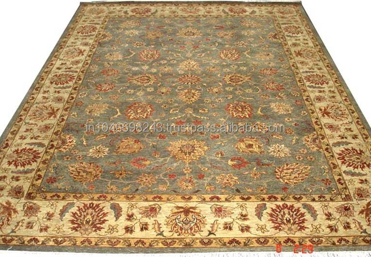 Persian design Ziegler Hand Knotted wool rugs
