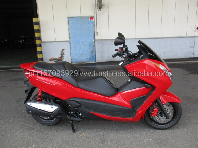 Best price and Rich stock Honda used scooter with Good condition made in Japan