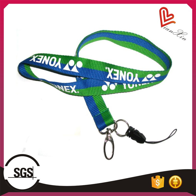 2018 Hot sale new product cheap custom lanyards no minimum order