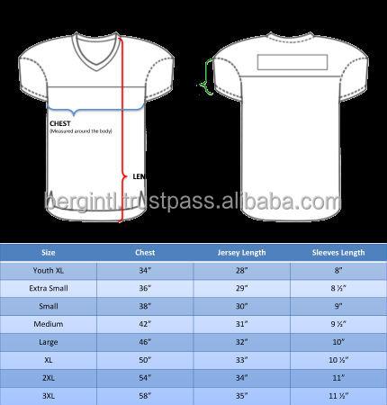 ed8617e6181 2016 high quality full sublimation team set custom american rugby jerseys/american  football uniforms/