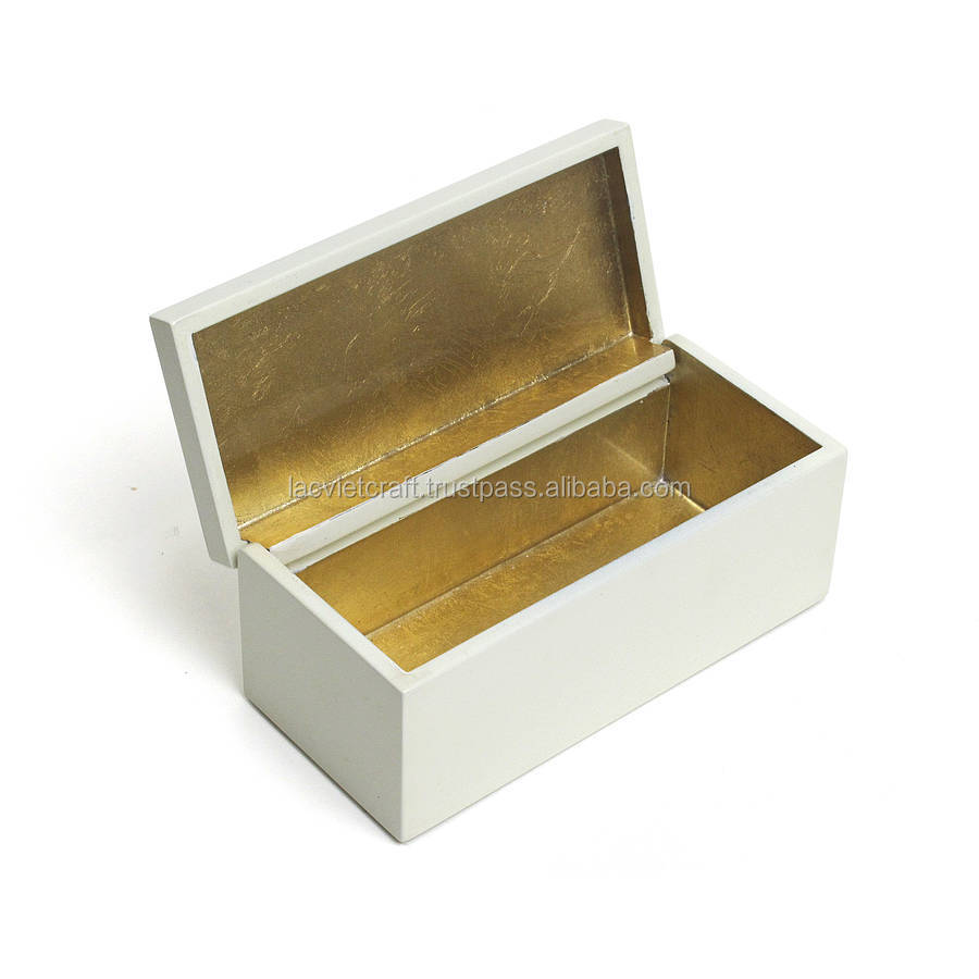 High quality best selling Hinged Vanity Box box from Vietnam
