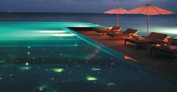Innoplas Fibre Optic Lighting Pool