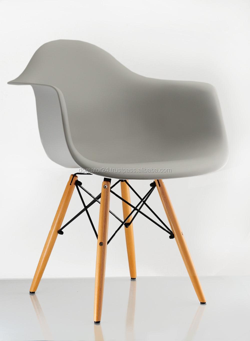 Beige modern armchair - Design Eiffel Inspired Modern Armchair Chair For Living Room Lounge Leisure Top Model 14 Colours