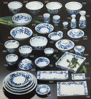 Reliable Japanese porcelain tableware wholesale, dinnerware earthware pottery glass also available