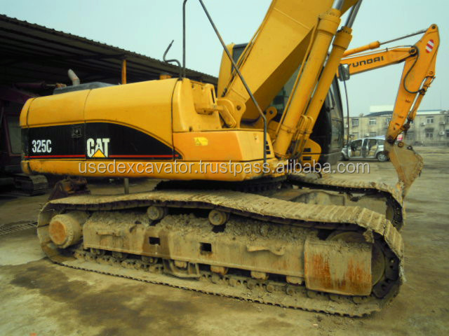 Used Cat 325 Excavator Caterpillar Excavator Cat 325cl/ Cat 325c ...