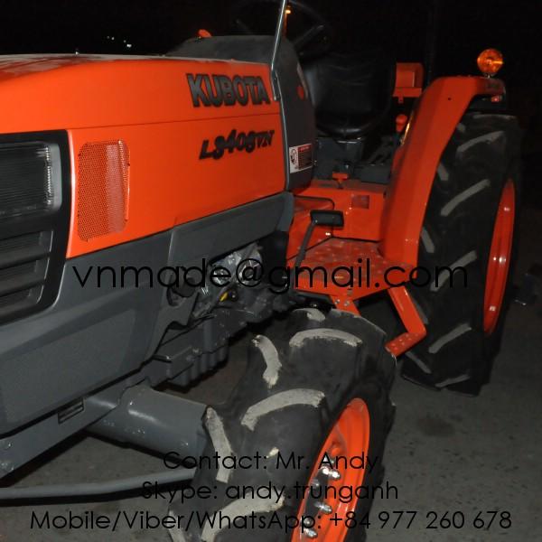 Japan 34hp Medium Farm Tractor With Farm Tools