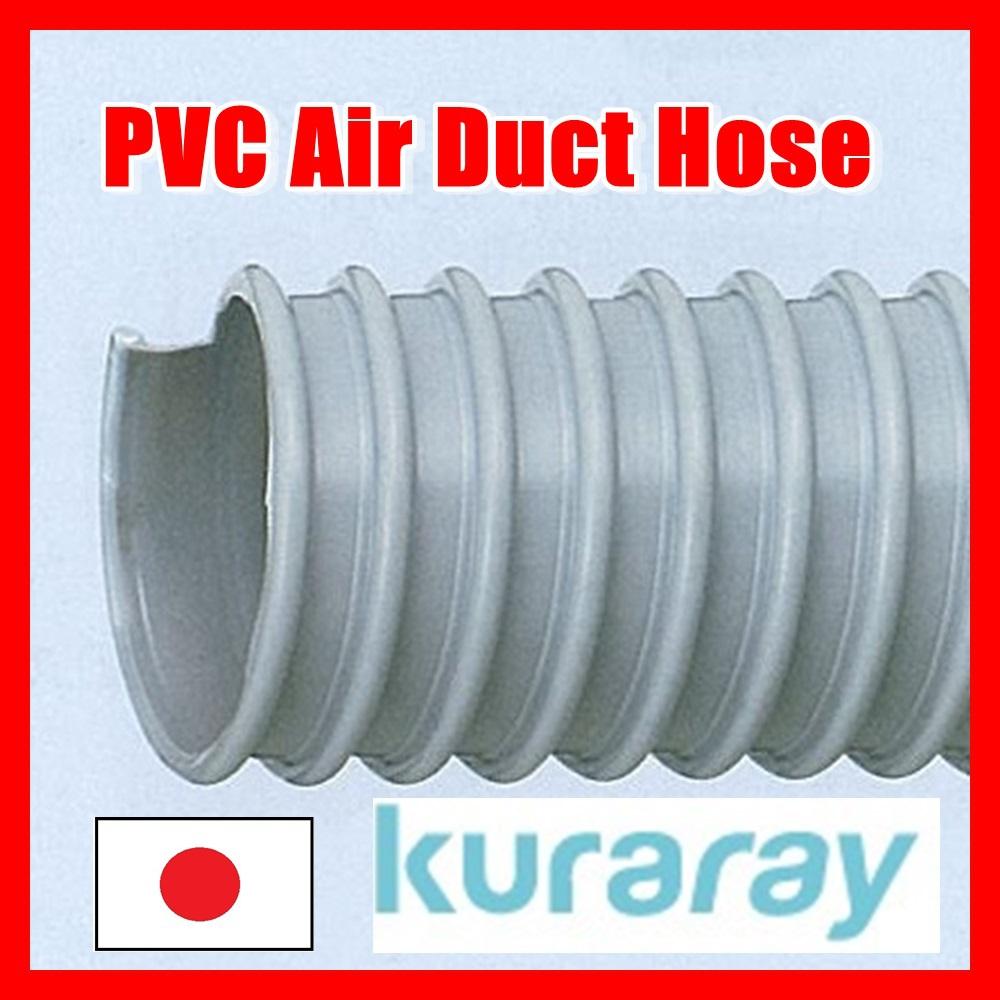 10 Inch Flexible Duct Hose : Ad fleksibel saluran selang pvc pipa untuk ac