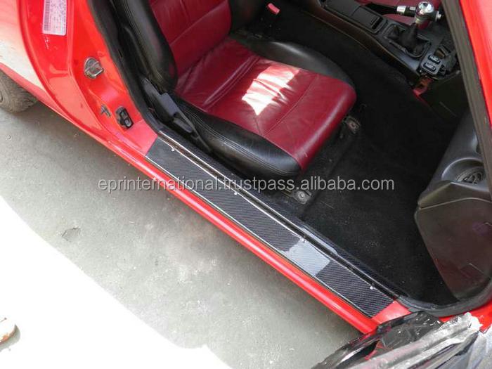 For Mazda MX5 NA MK1 Miata Carbon Fiber Door Sill & For Mazda Mx5 Na Mk1 Miata Carbon Fiber Door Sill - Buy Carbon ... Pezcame.Com