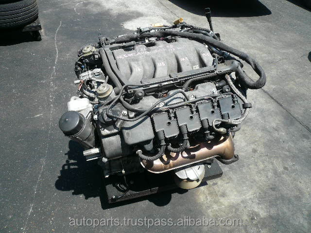 Mercedes benz used engine for e500 w211 buy mercedes for Used mercedes benz engine