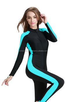 d7754e25284 Modest Ladies One Piece Muslim Swimsuit Full Length Swimming Costume - Buy  Islamic Swimming Suit,Muslim Women Swimwear,Girls Muslim Swimwear Product  ...